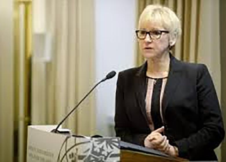 وزیر خارجه سوئد: اروپا برای حفظ و اجرای برجام مصمم و متحد است