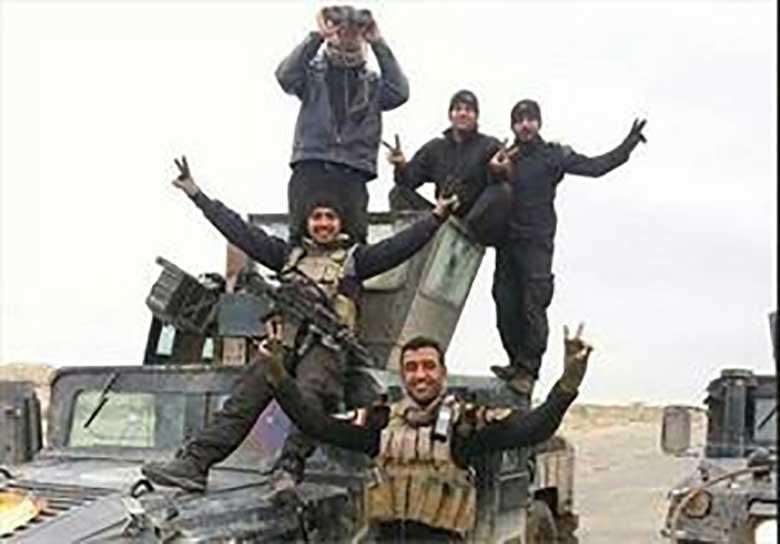 محله «الثوره» در غرب موصل آزاد شد