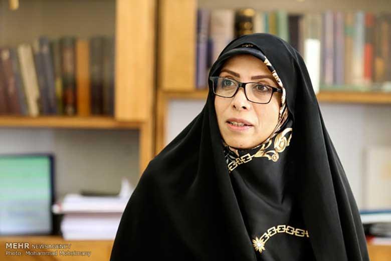 واکنش الهام امین زاده به عدم رعایت حقوق خبرنگاران توسط مسئولان