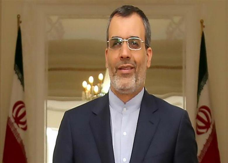 دیدار خداحافظی سفیر غنا در ایران با جابری انصاری