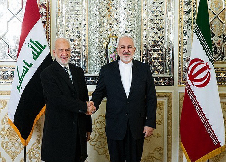ظریف با همتای عراقی خود در آتن دیدار و گفتگو کردند