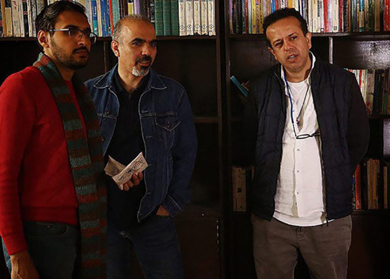 سامان مقدم سریال تاریخی میسازد