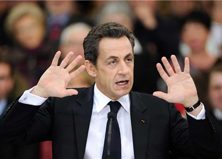 حمایت سارکوزی از فیون در انتخابات ریاست جمهوری فرانسه