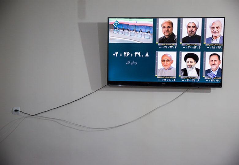 تغییر برنامه صداوسیما برای بازپخش اولین مناظره انتخاباتی