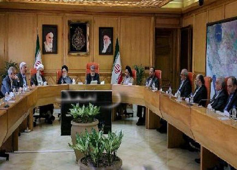 دومین نشست هیات اجرایی مرکزی انتخابات ریاست جمهوری برگزار شد