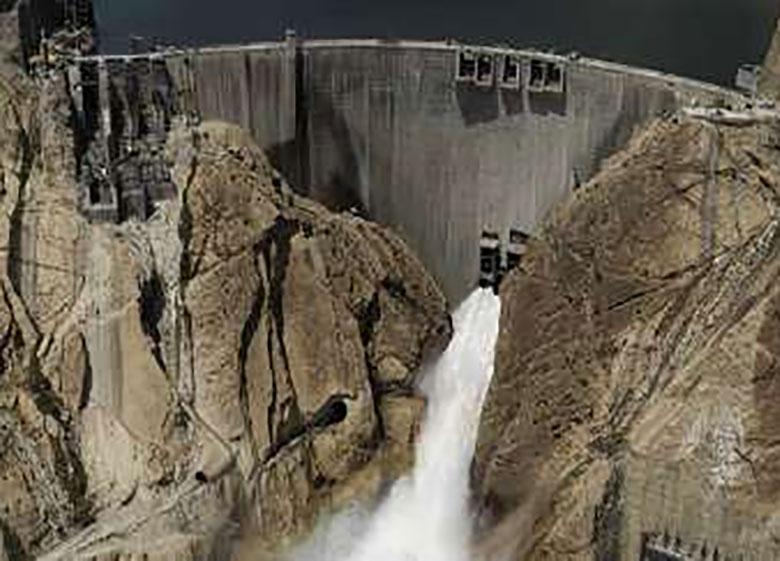 رکوردهای ثبت شده برای نیروگاه های برق آبی در دولت یازدهم