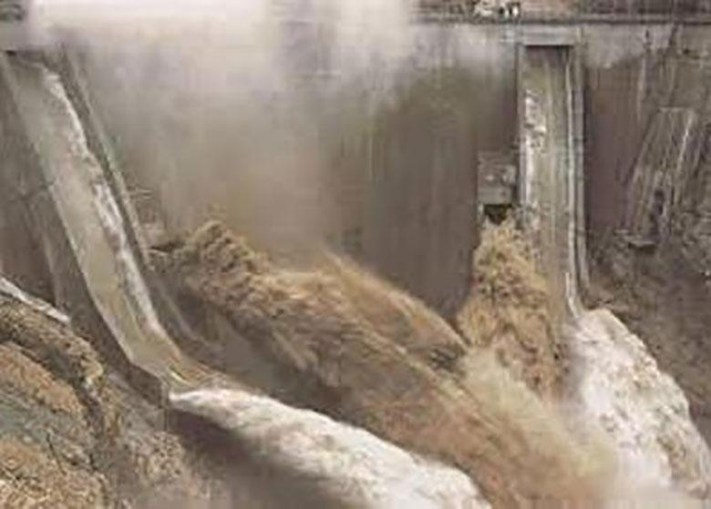 آب سد لتیان با هدف پیشگیری از بروز سیلاب رهاسازی شد
