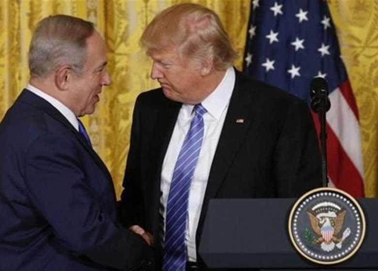درخواست دوباره نتانیاهو از ترامپ برای سنگاندازی در مسیر توافق هستهای