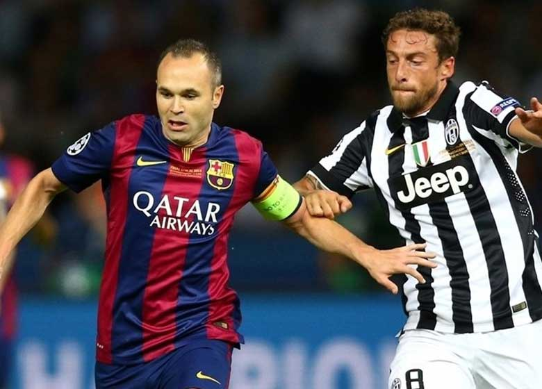 داور ديدار يوونتوس – بارسلونا مشخص شد