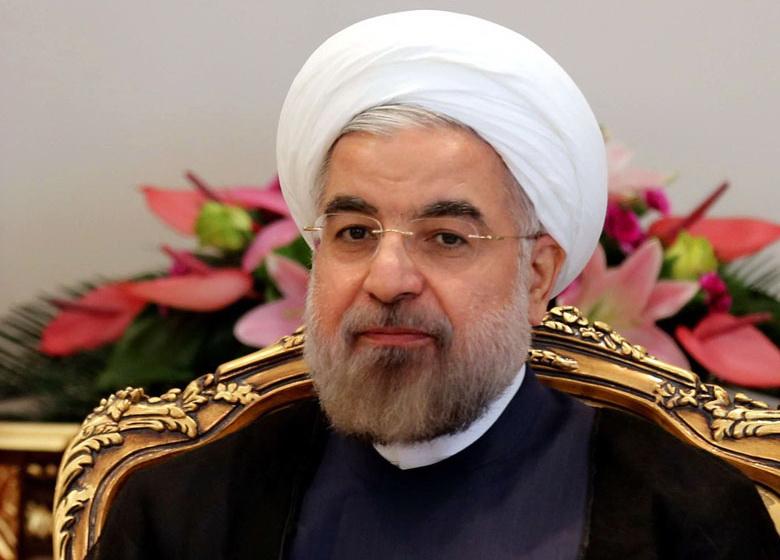 روحانی: منطقه دچار معضل بزرگی به نام تروریسم شده است
