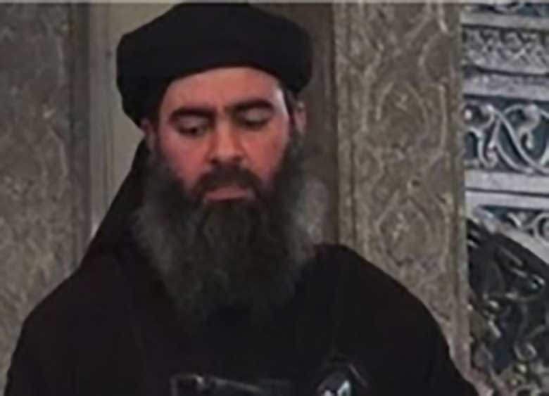 عملیات فرار ابوبکر البغدادی