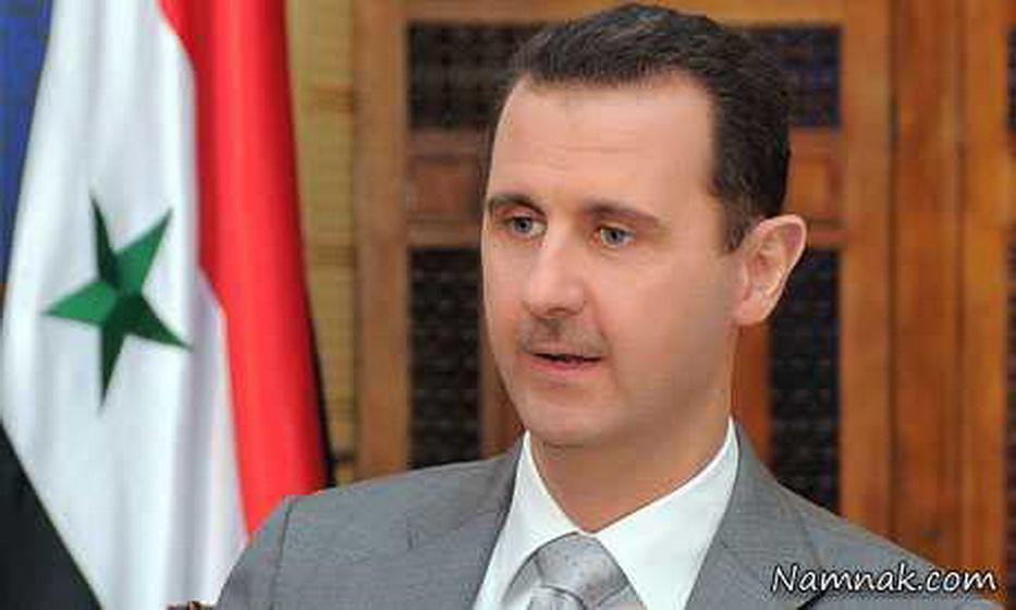 بشار اسد: استفاده دشمنان سوریه ازهر ابزاری