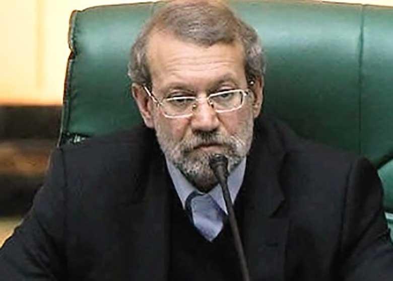 لاریجانی:درباره قانون انتخابات اشکال به مجلس وارد نیست؛ شورای نگهبان رد کرد