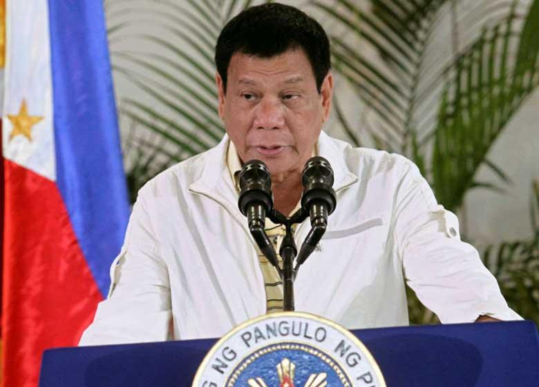 رئیس جمهور فیلیپین: ترامپ احمق نیست