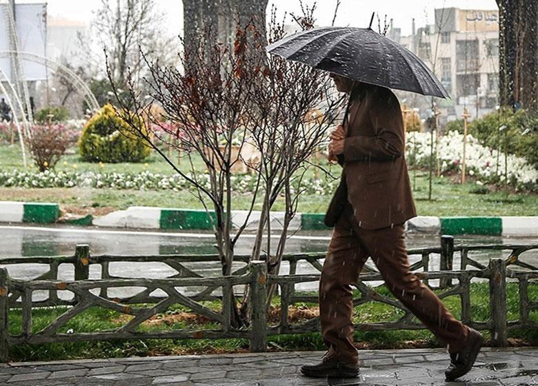 منفی شدن بارش ها در ۵ حوضه آبریز اصلی کشور