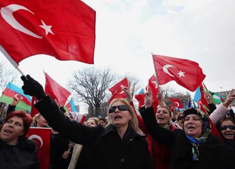اروپا خواستار جلب رضایت عمومی مردم ترکیه شد
