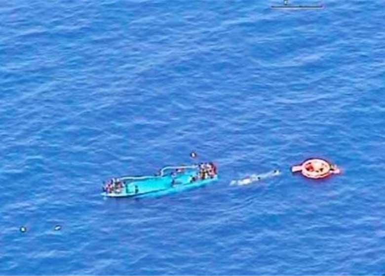 تلفات مهاجران در دریای مدیترانه امسال به بیش از ۱۰۰۰ نفر رسید