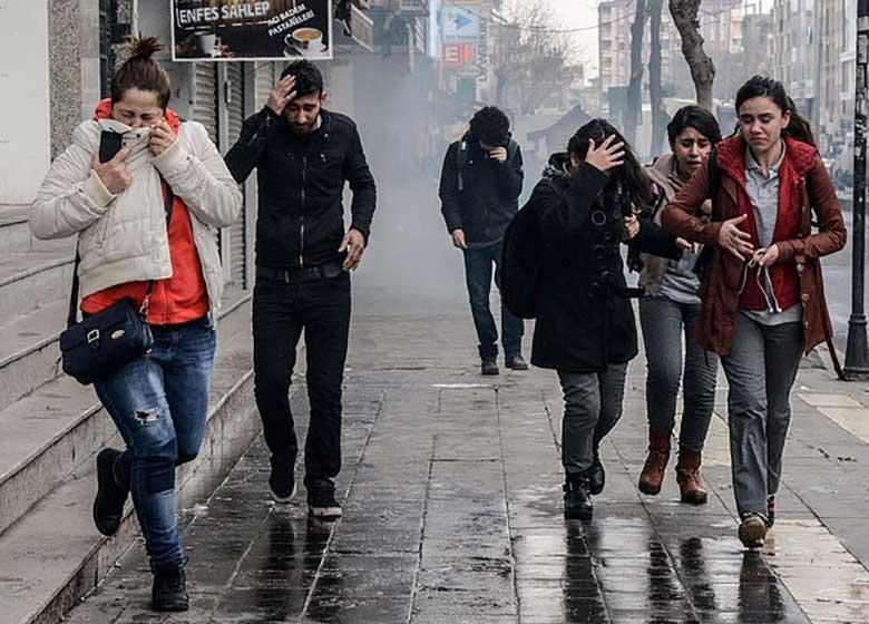 تداوم تظاهرات مخالفان اردوغان در ترکیه