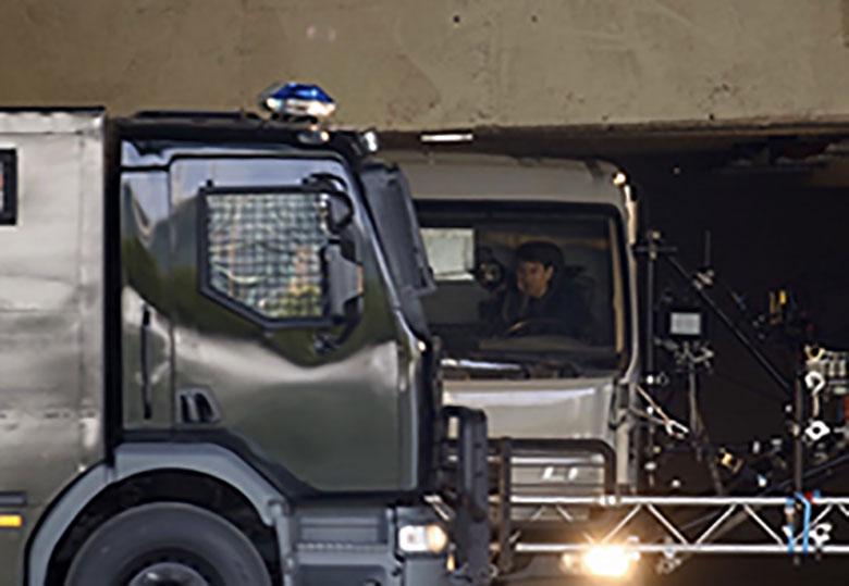 """اولین تصاویر از """"ماموریت غیرممکن ۶"""" منتشر شد"""