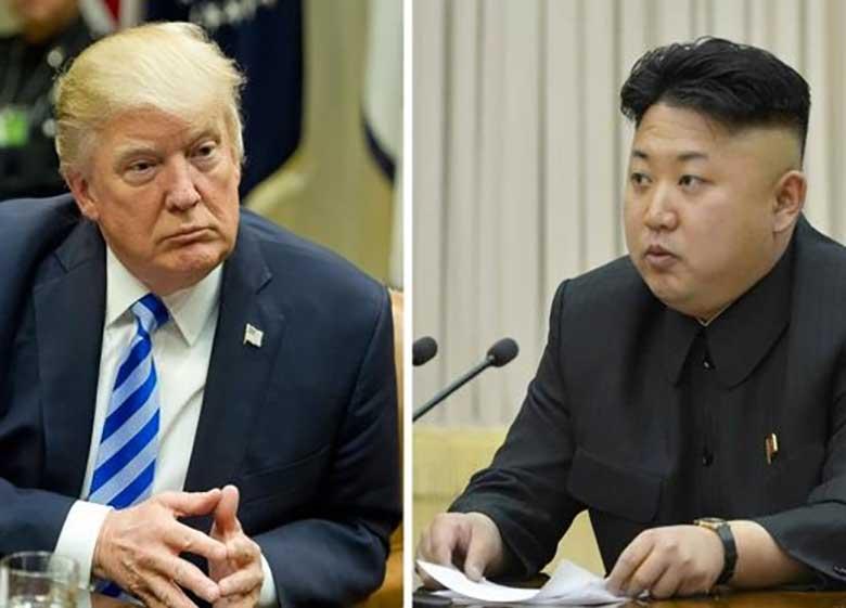 ترامپ به کیم جونگ اون: مراقب رفتارت باش!