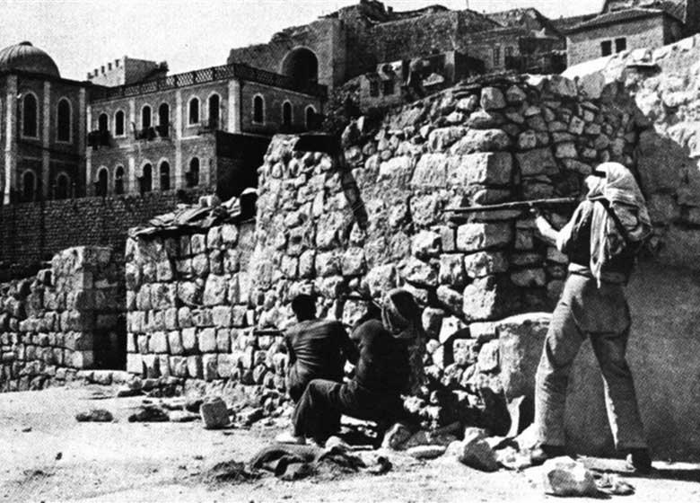 «عملیات قیچی» برای پاکسازی «حیفا» و اخراج ۷۵ هزار فلسطینی