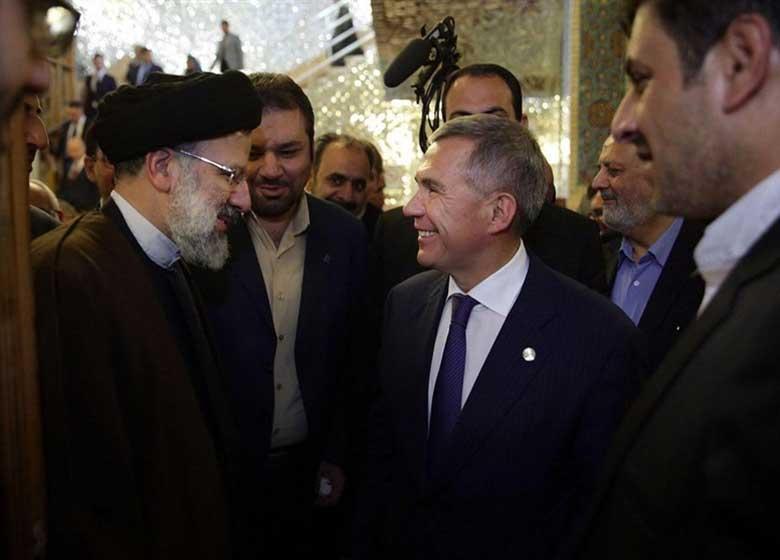 """نماینده ویژه """"پوتین"""" با حجتالاسلام رئیسی دیدار کرد"""