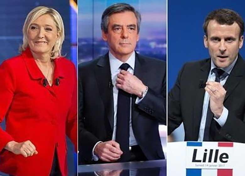 دور اول انتخابات ریاست جمهوری فرانسه چگونه رقم خواهد خورد؟
