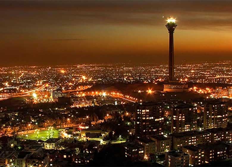 آلودهترین و سالمترین مناطق تهران
