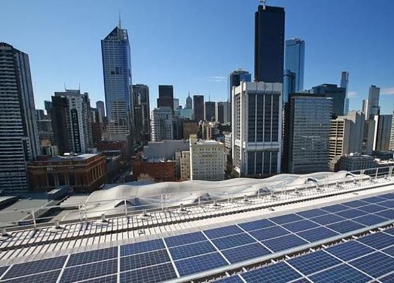 کاهش ۳۴درصدی سرمایه گذاری در انرژی خورشیدی