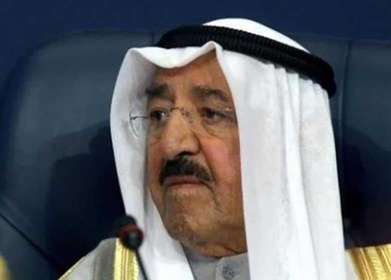 امیر کویت به روحانی تسلیت گفت
