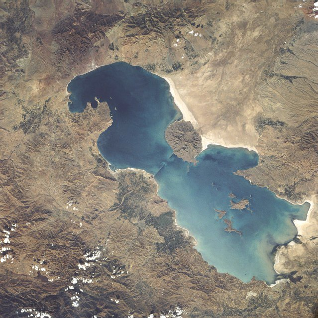 سهم دریاچه ارومیه از سیلابهای اخیر آذربایجان