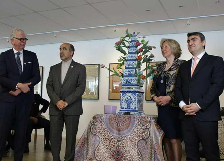 برگزاری هفته فرهنگی ایران در هلند