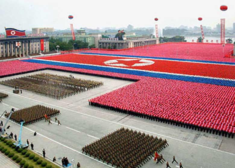 هشدار کره شمالی نسبت به حمله احتمالی آمریکا