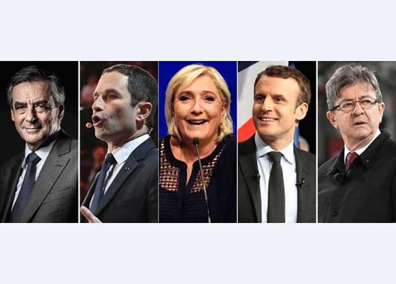 کاندیداهای انتخابات فرانسه رویکردهای متفاوتی در قبال مبارزه با تروریسم دارند