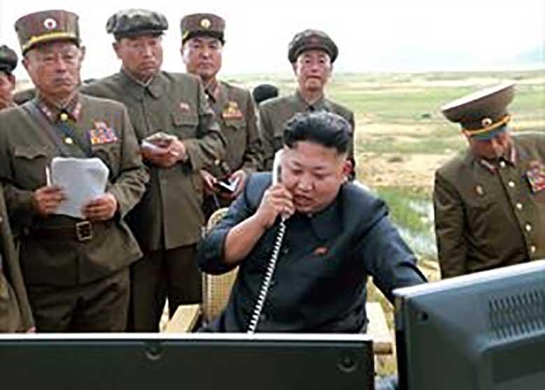 یونهاپ: موشک کره شمالی در آغاز شلیک منفجر شد
