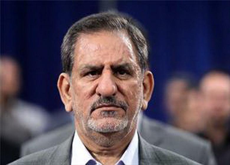 جهانگیری: بنده و روحانی در تمام مناظرات انتخاباتی شركت میكنیم/ رييس جمهور خواهم شد