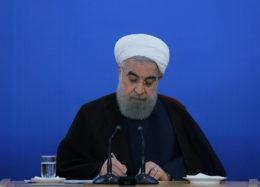 روحانی:تبریک به وزنه برداران/این موفقیت نشانی از امید به ساختن فردای بهتر است