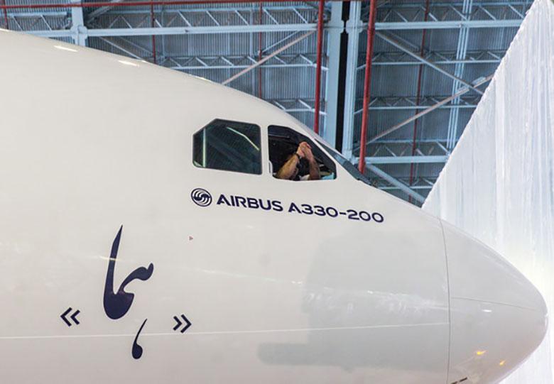 فرود ۳ هواپیمای ATR تا ۳ هفته دیگر در ایران