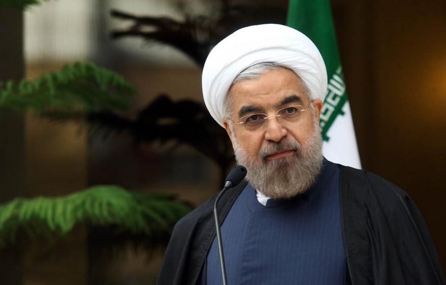 روحانی: امروز به وعدههای دولت به مردم قزوین جامه عمل میپوشانیم