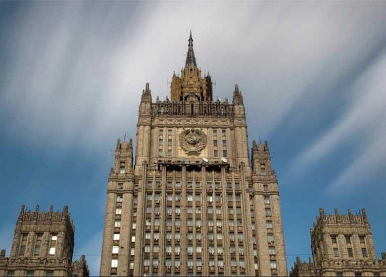 مسکو: هدف آمریکا از حمله به سوریه، عرض اندام بود