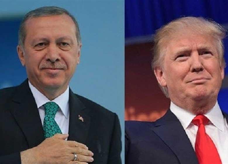 اردوغان: ترامپ میتواند صفحه جدیدی را در روابط آمریکا و ترکیه باز کند