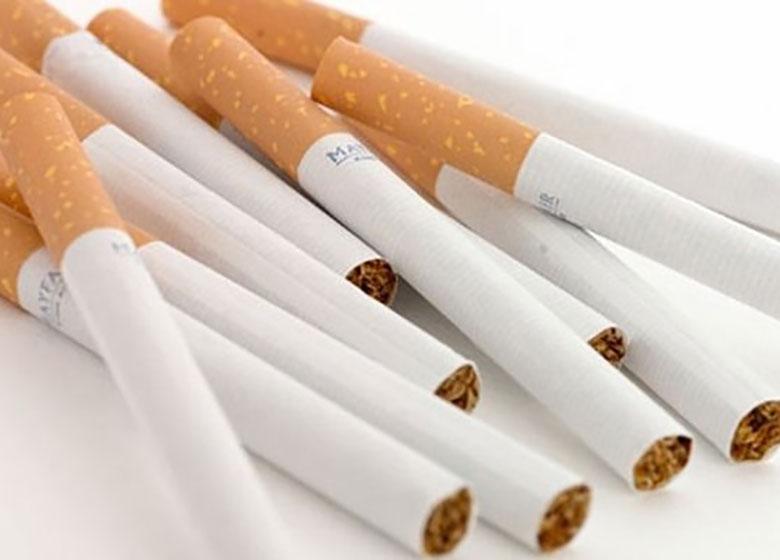 ۴۵ میلیارد نخ سیگار تولید شد