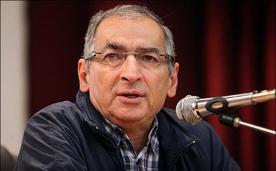 مناظره زیباکلام و رامین در دانشگاه صنعتی اصفهان برگزار شد