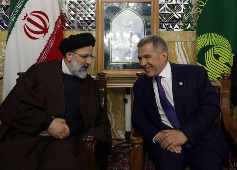 درخواست استاندار روحانی از رئیسی برای دیدار با رئیسجمهور تاتارستان+ سند