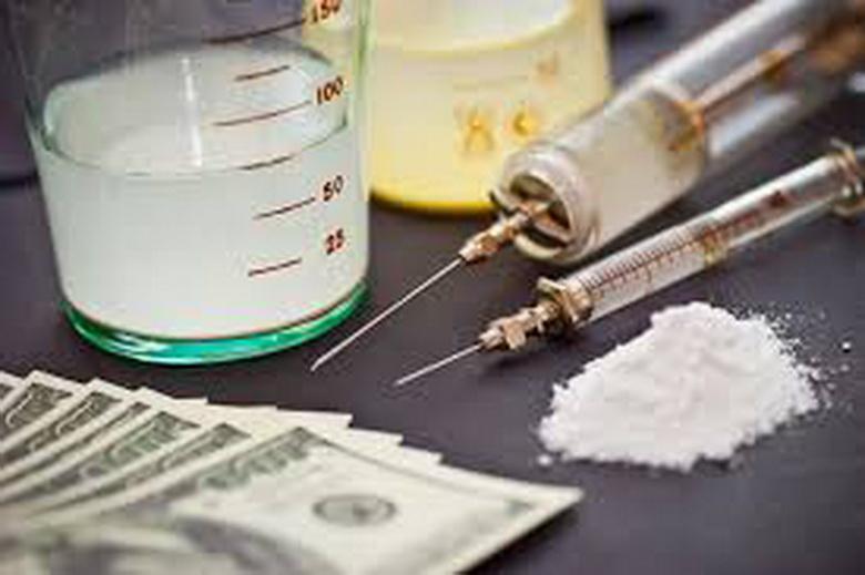 فوت بیش از ۳ هزار تن بر اثر سوء مصرف مواد مخدر در سال ۹۵