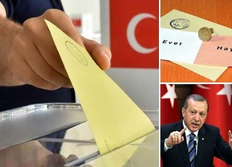 رفراندوم امروز، ترکیه را به کجا میبرد؟