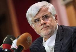برگزاری نشست روسای ستاد انتخاباتی حزب ندا با حضور عارف