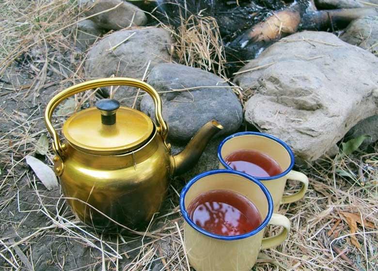 تفاوتهای دم کردن چای در ارتفاعات