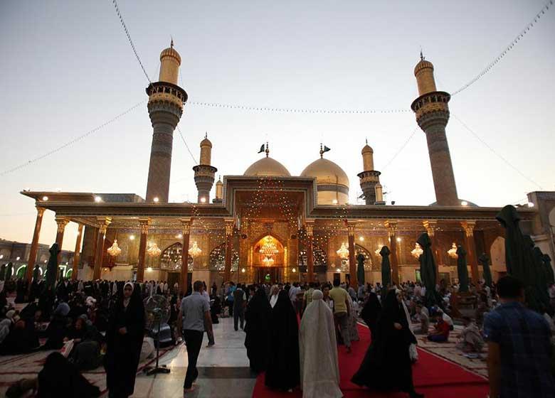 خودرو مهاجم داعش به زائران امام کاظم(ع) منفجر شد