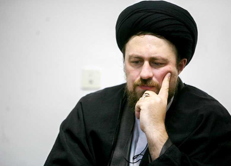 سید حسن خمینی: سکوت، بلندترین فریاد است